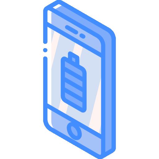 teléfono inteligente  icono gratis