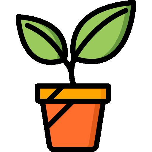 planta  icono gratis