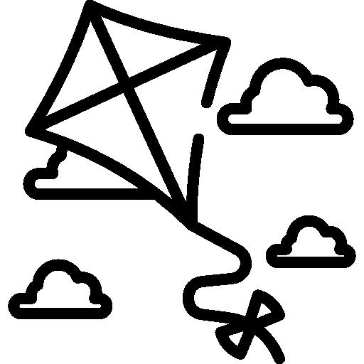 cerf-volant  Icône gratuit