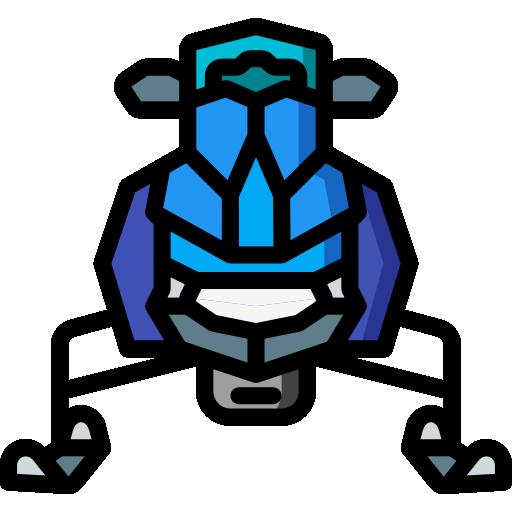 motonieve  icono gratis