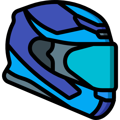 casco  icono gratis