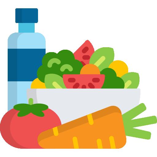 dieta  icono gratis