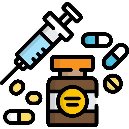 Medicines  free icon