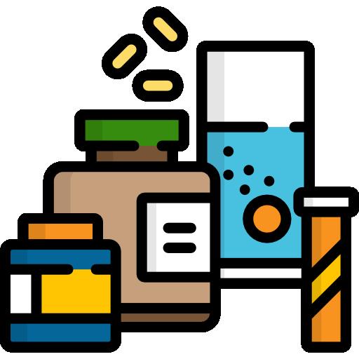 Vitamin  free icon
