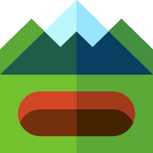 tremblement de terre  Icône gratuit