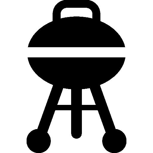 barbacoa cerrada  icono gratis