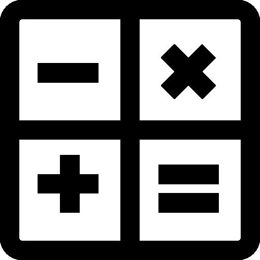matemáticas  grátis ícone