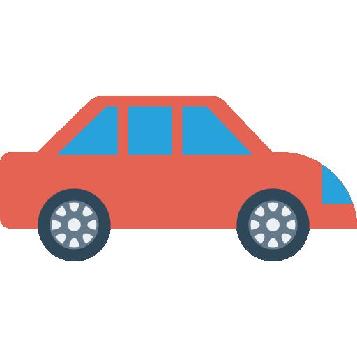 차량  무료 아이콘