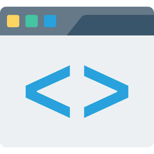 Coding  free icon