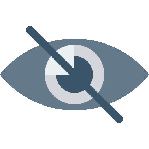 Eyes  free icon