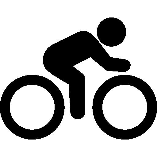 Cycling  free icon