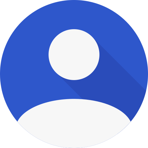 Google contacts  free icon