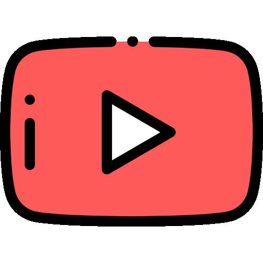 youtube  icono gratis