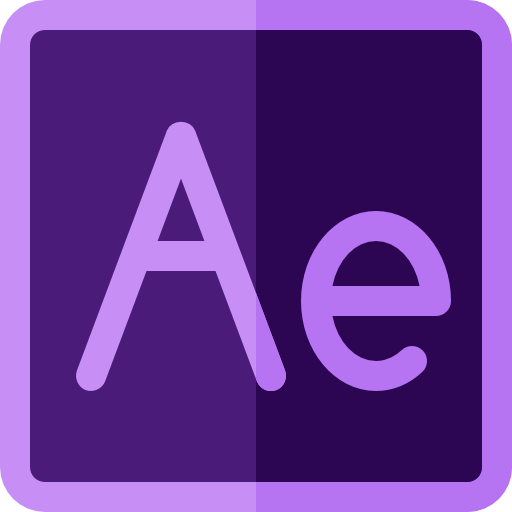 After effects  free icon