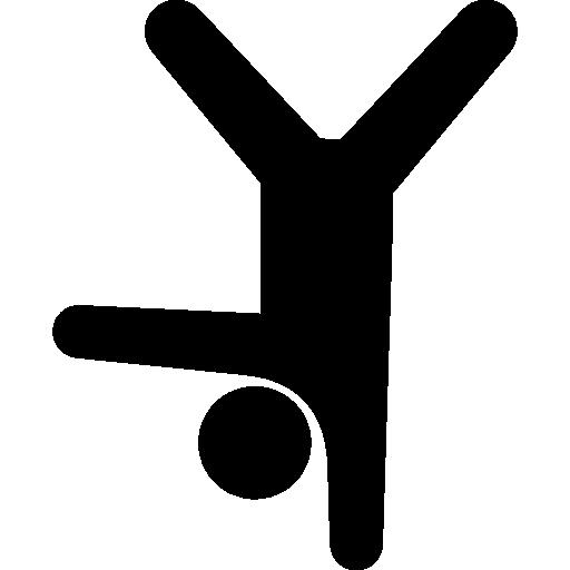 Floor Exercise  free icon