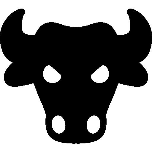 Голова быка  бесплатно иконка