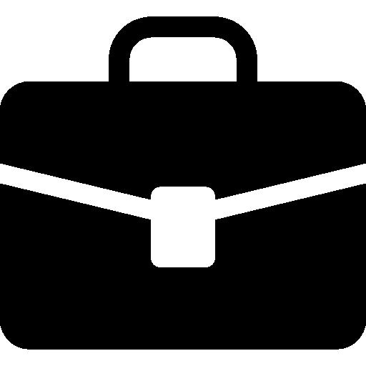 Деловой портфель  бесплатно иконка