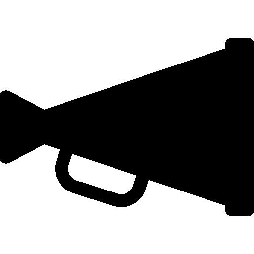 Рог протеста  бесплатно иконка
