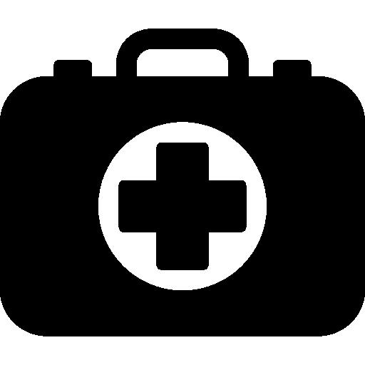 Medicine Briefcase  free icon