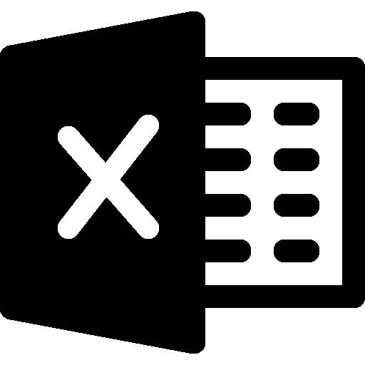 Excel  free icon