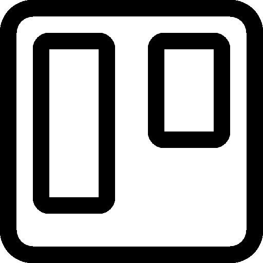 Trello  free icon