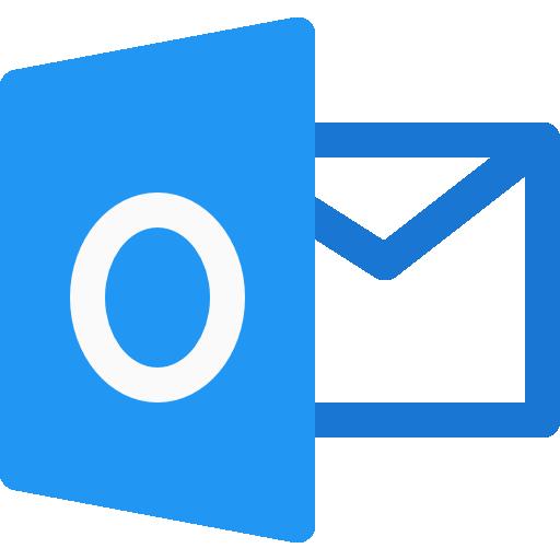 Outlook  free icon