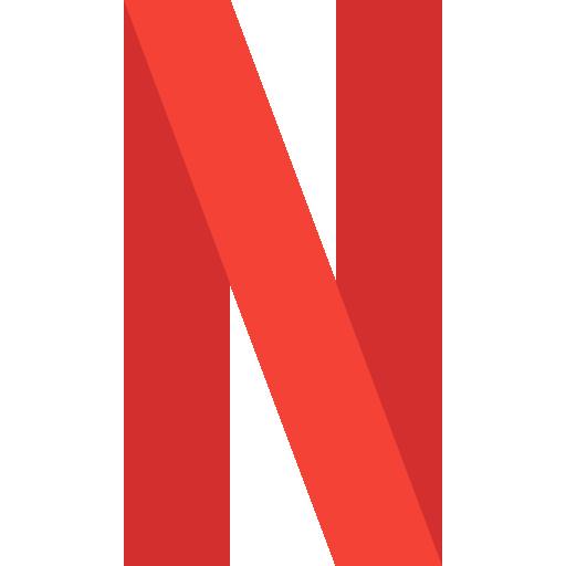 Netflix  free icon