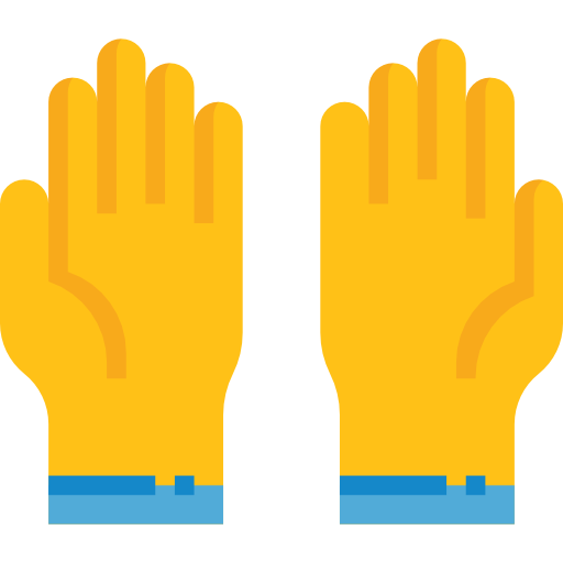 guantes  icono gratis