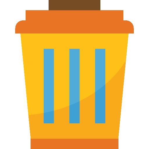 basura  icono gratis