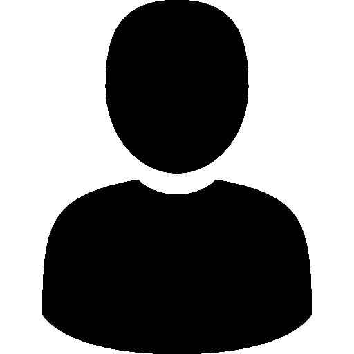 usuario hombre  icono gratis