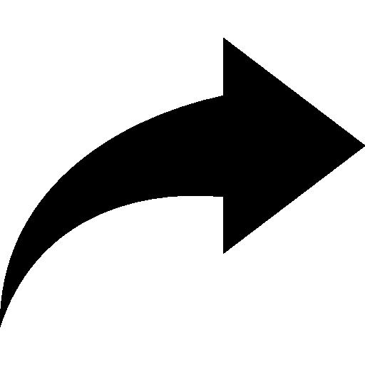 refaire la flèche  Icône gratuit