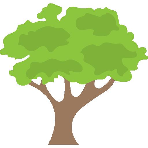 Árbol  icono gratis