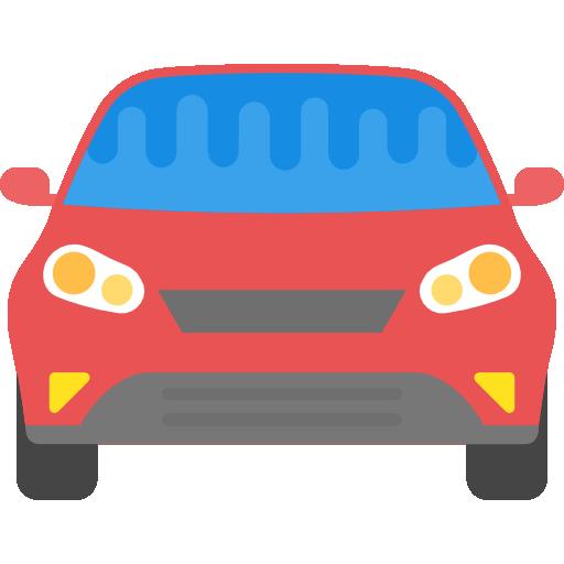 coche  icono gratis