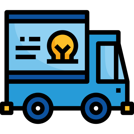 트럭  무료 아이콘