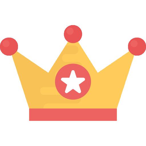 corona  icono gratis
