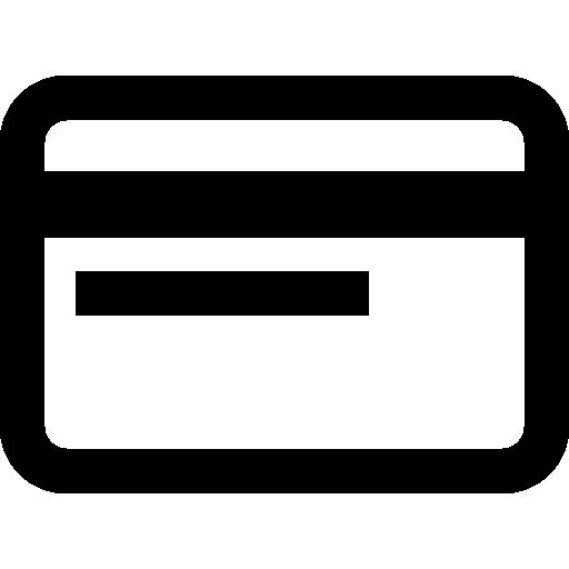 Credit card  free icon