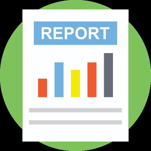 Report  free icon