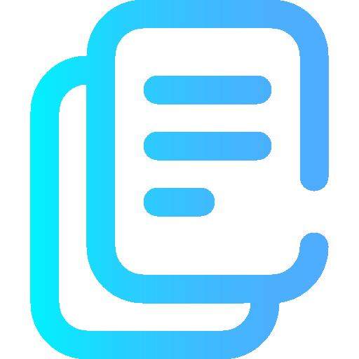 kopieren  kostenlos Icon