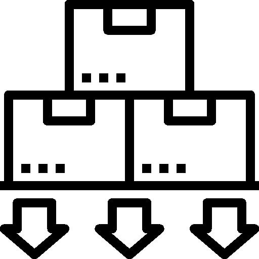 물류 센터  무료 아이콘