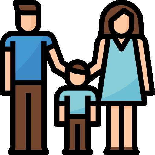 famille  Icône gratuit