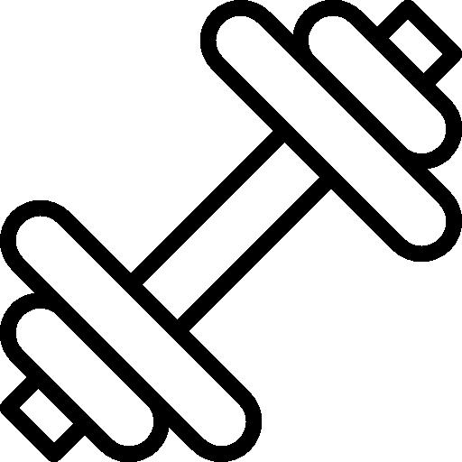 Гантели  бесплатно иконка