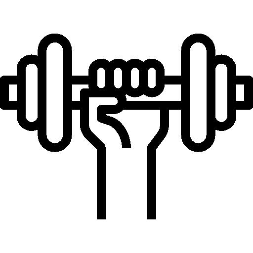 Гимнастический зал  бесплатно иконка