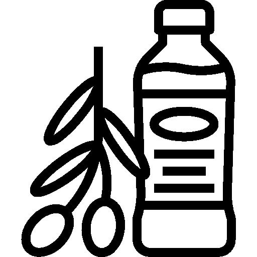Оливковое масло  бесплатно иконка