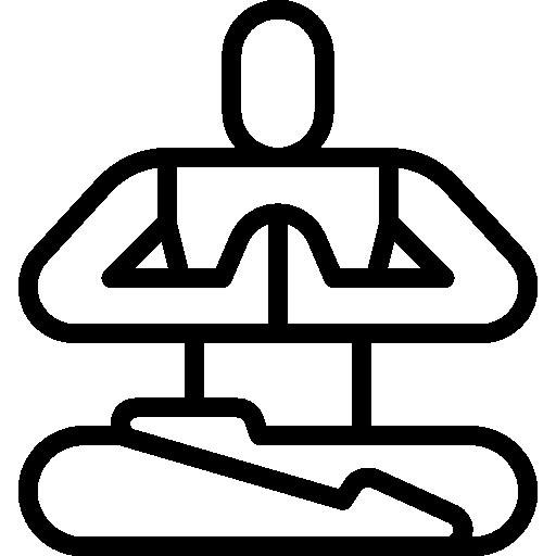 Йога  бесплатно иконка