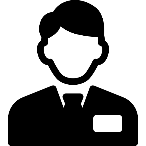Manager Avatar  free icon