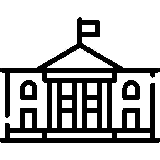 municipalidad  icono gratis