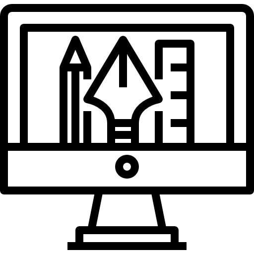 computergrafik  kostenlos Icon
