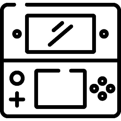Video console  free icon