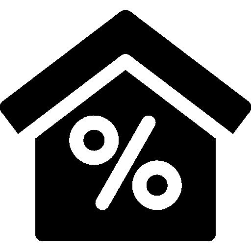 Ипотека  бесплатно иконка