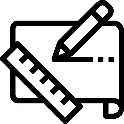 Sketch  free icon